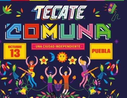 Bandas Tecate Comuna 2018