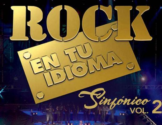 Rock en tu idioma sinfónico