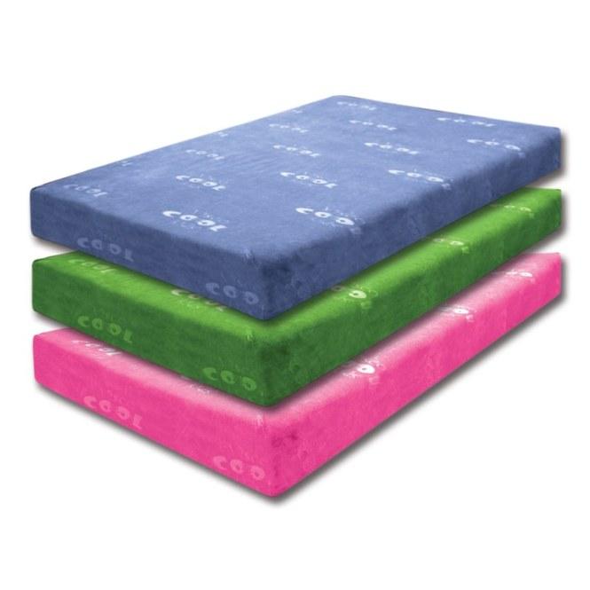 Azalea I Memory Foam Kids Full Mattress
