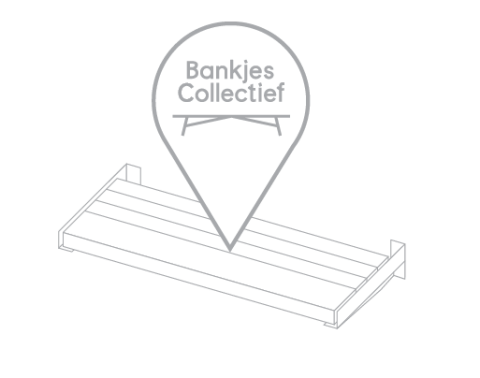 MuurBank bankjescollectief