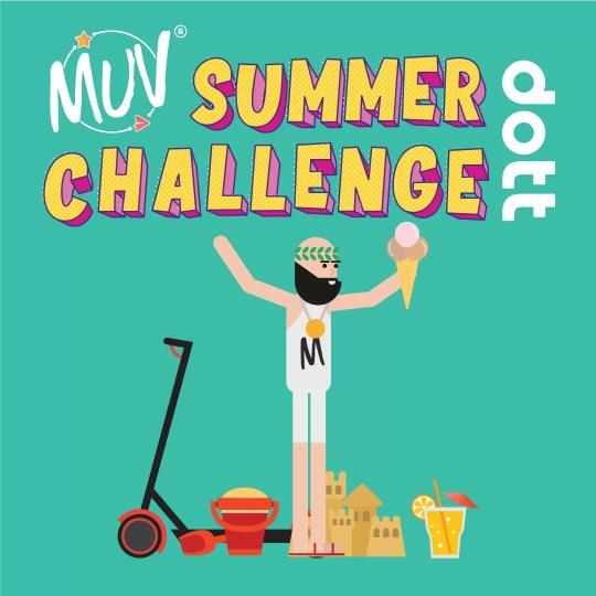 dott summer challenge