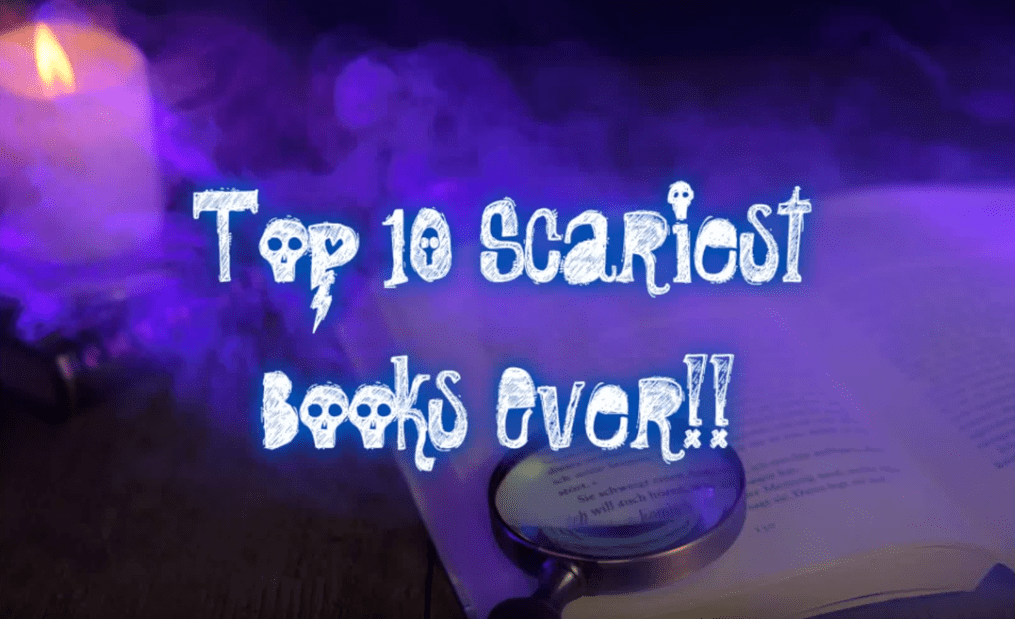 muxe tv creepy countdown top 10 scariest books ever