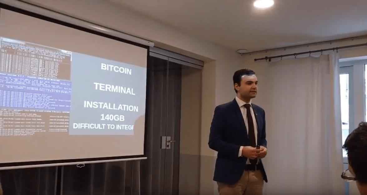 muxetv webdollar crypto event
