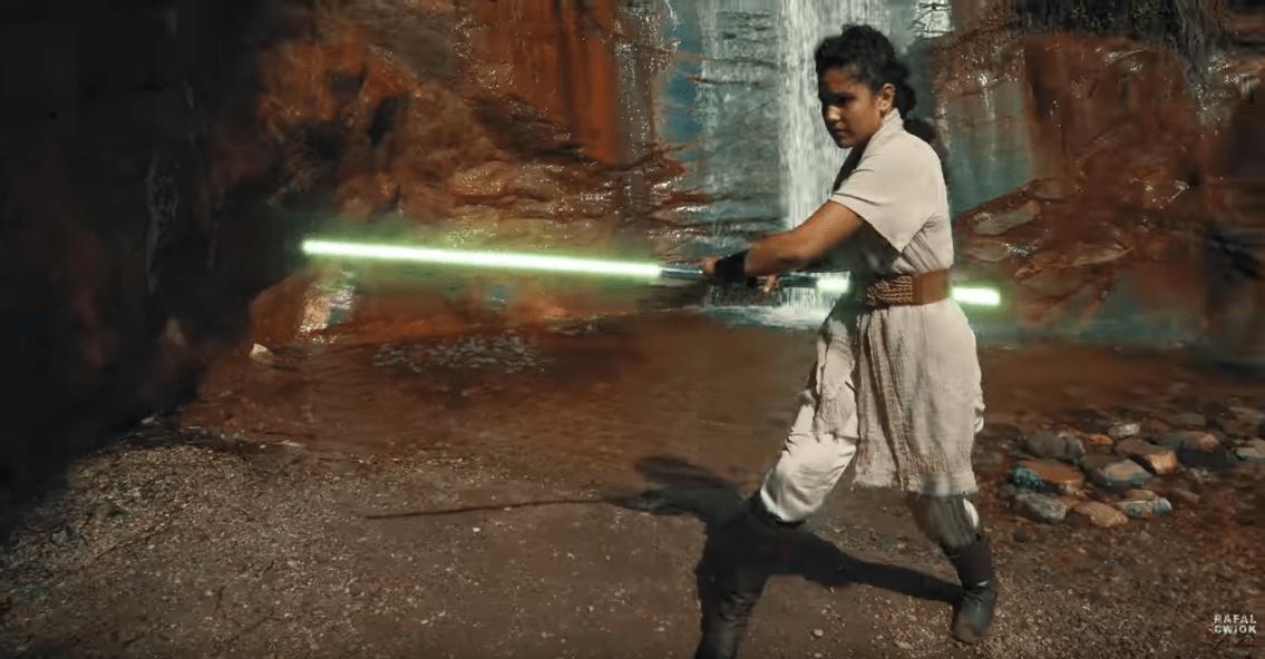 RafalCwiok THE BATTLE WITHIN A Star Wars Fan Film