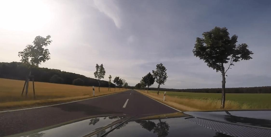 muxetv Benni Aston Martin drive