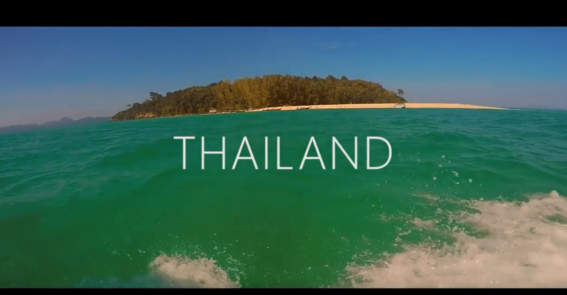 muxetv Kubson Production Holidays in Thailand