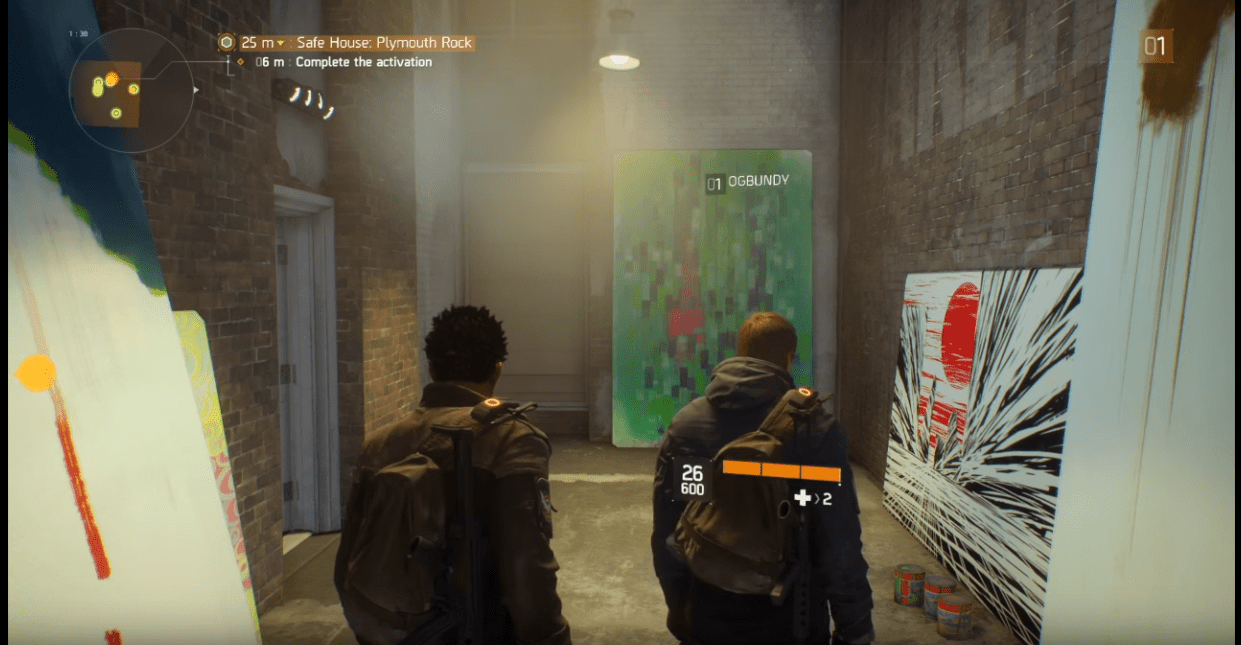 muxetv marinate I Try Out The Division First Two Side Missions