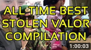 More TV - All Time Best Stolen Valor part 2 - MUXE tV Media Channel