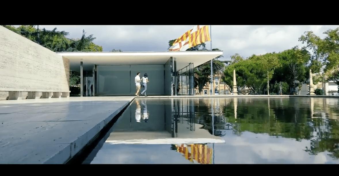 muxetv rok pat Barcelona Pavilion