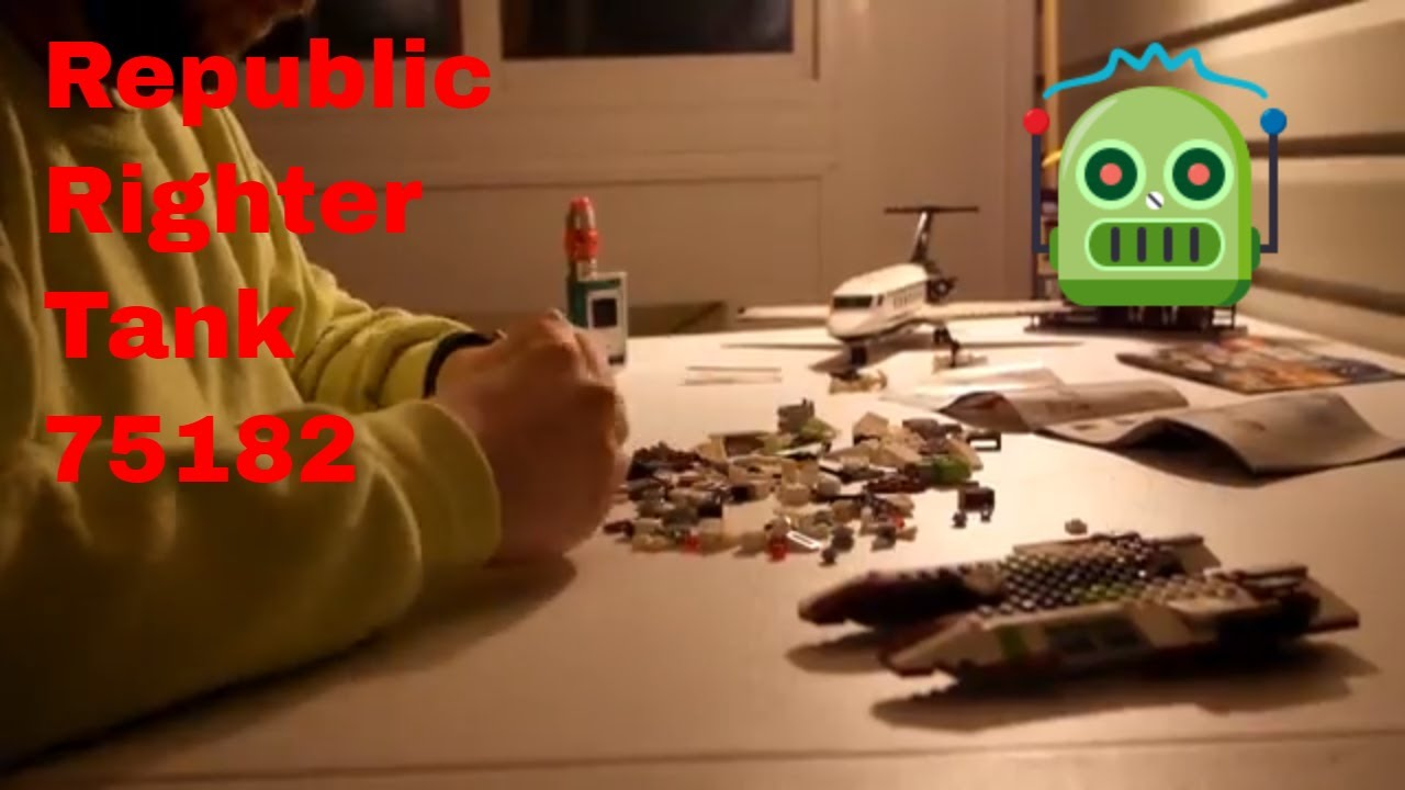 Star-Wars-LEGO-75182-Republic-Fighter-Tank