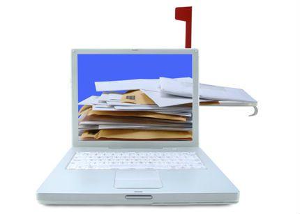 Organizar correo electronico