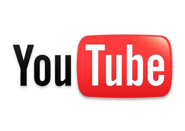 youtube logo Cómo descargar vídeos de YouTube con Google Chrome