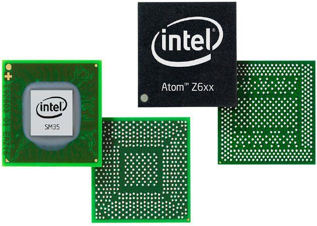 IntelAtomN28002 Intel N2600 y N2800, nuevos Atom para netbooks/nettops