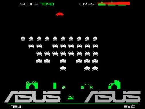 asus alien La garantía de ASUS no cubre ... ¡en caso de invasión extraterrestre!