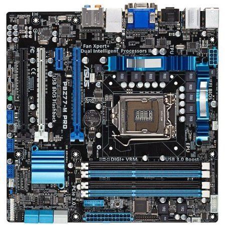 Asus P8Z77 M Pro motherboard 449x450 Nueva línea de placas base ASUS P8Z77