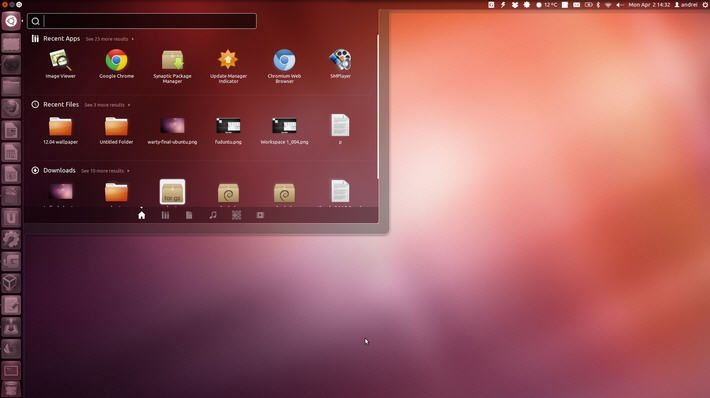 Foto Ubuntu 12.04