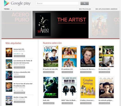 GPM 512x450 El cine llega a Google Play