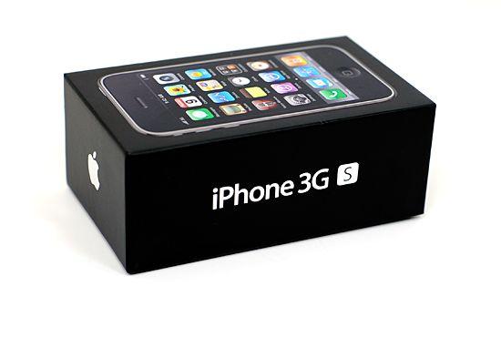 3gsbox Apple ya no fabrica más iPhones 3GS, agotando stock