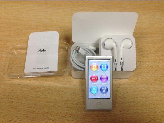 iPod nano 7G1 Apple iPod nano 7G