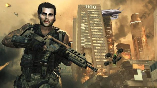 codmass 630x354 De risa: un disco del nuevo Call of Duty es el Mass Effect 2