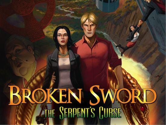 broken sword the serpents curse Guía imprescindible de videojuegos para PC en 2013