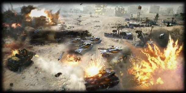 command and conquer 610x305 Guía imprescindible de videojuegos para PC en 2013