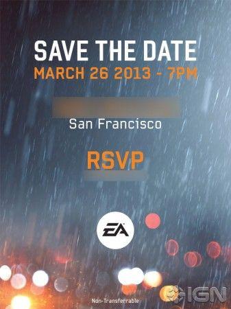 Battlefield 4 RSVP 1 337x450 Battlefield 4 asomará la patita el 26 de marzo