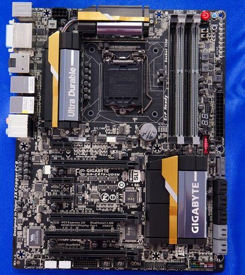GBTZ87 19 of 43 689 500x561GIGABYTE muestra su nueva y completa línea de placas base Z87