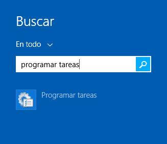 Cómo desactivar el mantenimiento automático en Windows 8