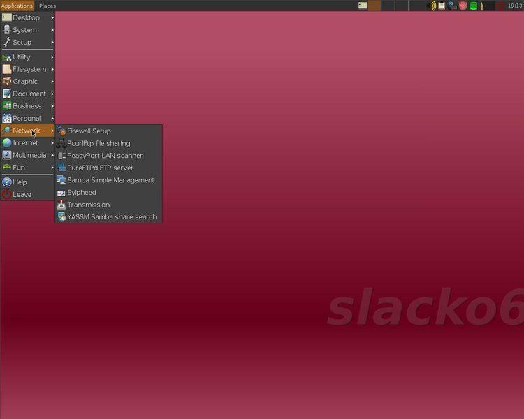 "Puppy Linux ""Slacko"""