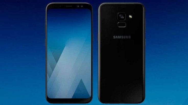 Resultado de imagen de Galaxy A6 y Galaxy A6+