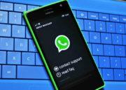 WhatsApp estaría creando una aplicación UWP junto a Microsoft