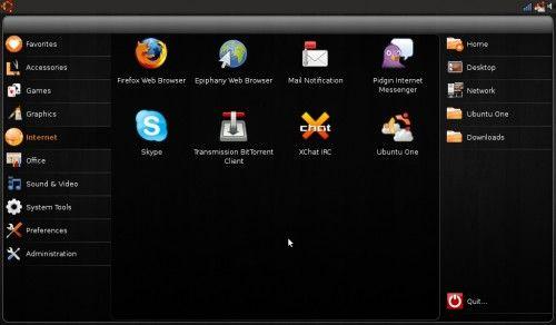 Ubuntu Netbook Remix y Moblin antes