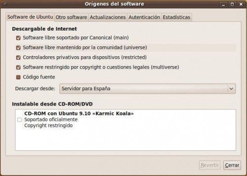 Karmic - Repositorios