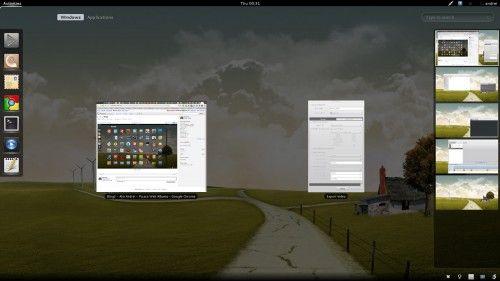 GNOME2.91.90 500x281 GNOME 3 Beta 1 disponible [Actualizada]