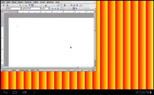libreoffice android 500x311 Las versiones web (HTML5) y Android de LibreOffice están más cerca