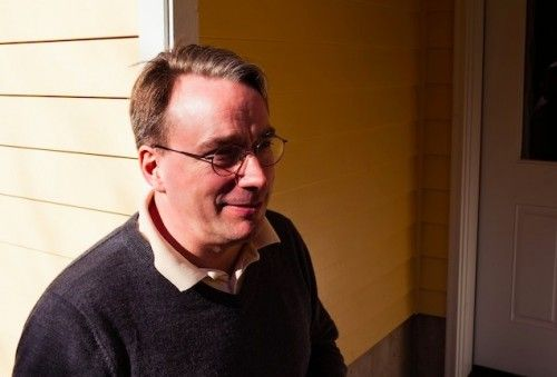 linus torvalds 500x339 Linus Torvalds: Linux ha tenido éxito gracias al egoísmo