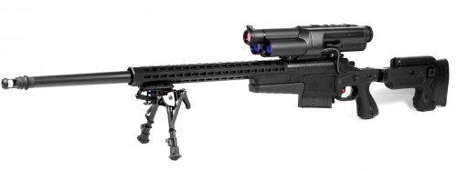 trackingpoint pgf rifle 500x188 TrackingPoint, una mira telescópica para rifles basada en Linux que permite no fallar (casi) nunca el tiro