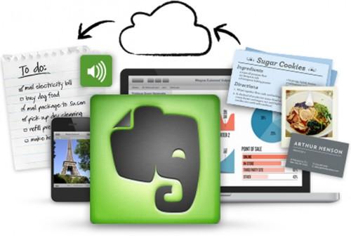 evernote 500x336 Especial Evernote: mejora la gestión de libretas y etiquetas