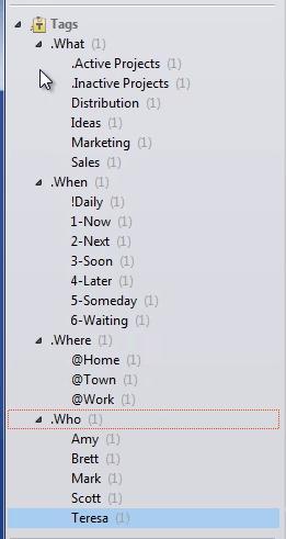 etiquetas evernote Organiza tus tareas con Evernote (I): creando la estructura básica