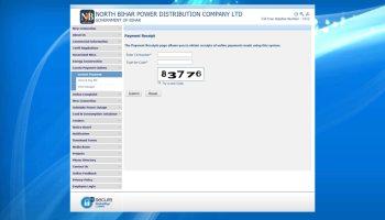 Download NBPDCL Bill Receipt Online