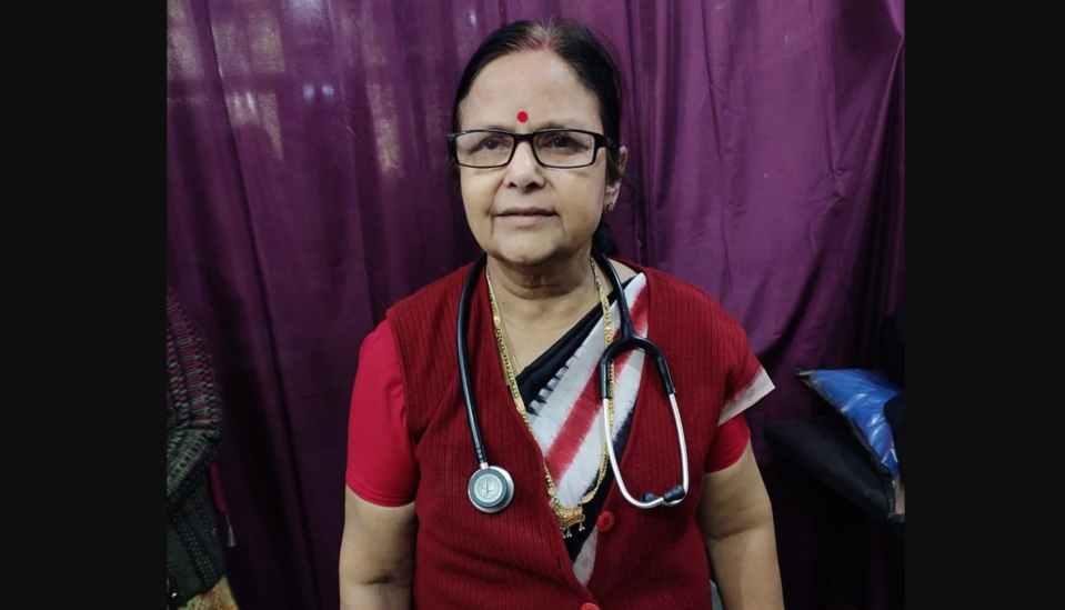 Muzaffarpur: Dr. Vijaya Bhardwaj Passed Away at the Age of 63