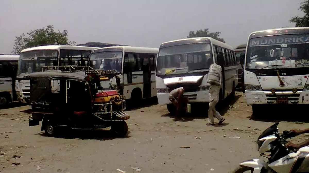 Bihar Bus Service will remain closed till March 31