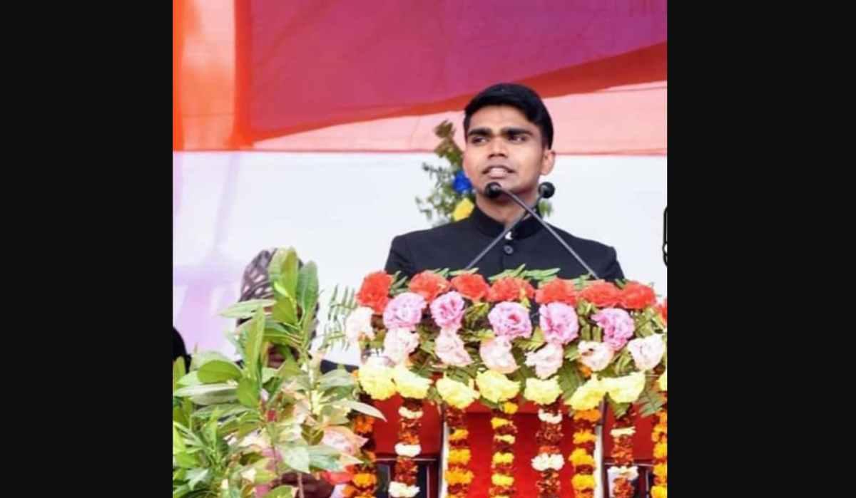 IAS Vivek Ranjan Maitrey Municipal Commissioner Muzaffarpur