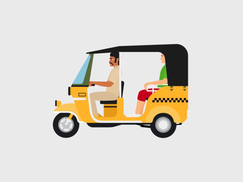 Auto rickshaw fare will increase by 30 percent in Muzaffarpur from March 1