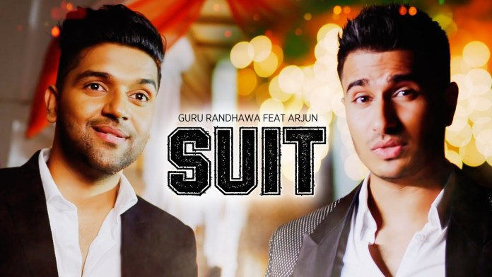 Suit by Guru Randhawa & Arjun (Watch HD Video)