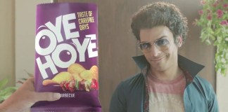 Fawad Khan in New Oye Hoye Parchi TVC (Funny Ads Video)