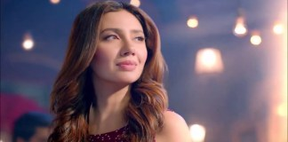 Mahira Khan in Emporium Mall TVC