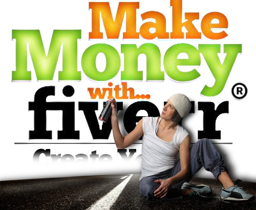 Make Money on Fiverr from Your Home