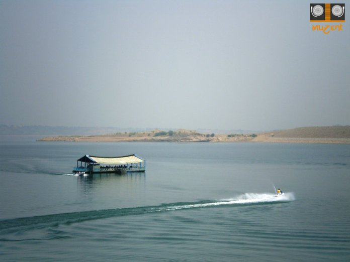 Mangla Lake in Mirpur